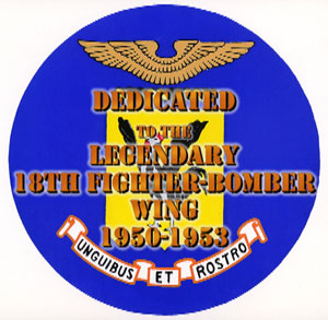 Dedicated to the Legendary 18th Fighter-Bomber Wing